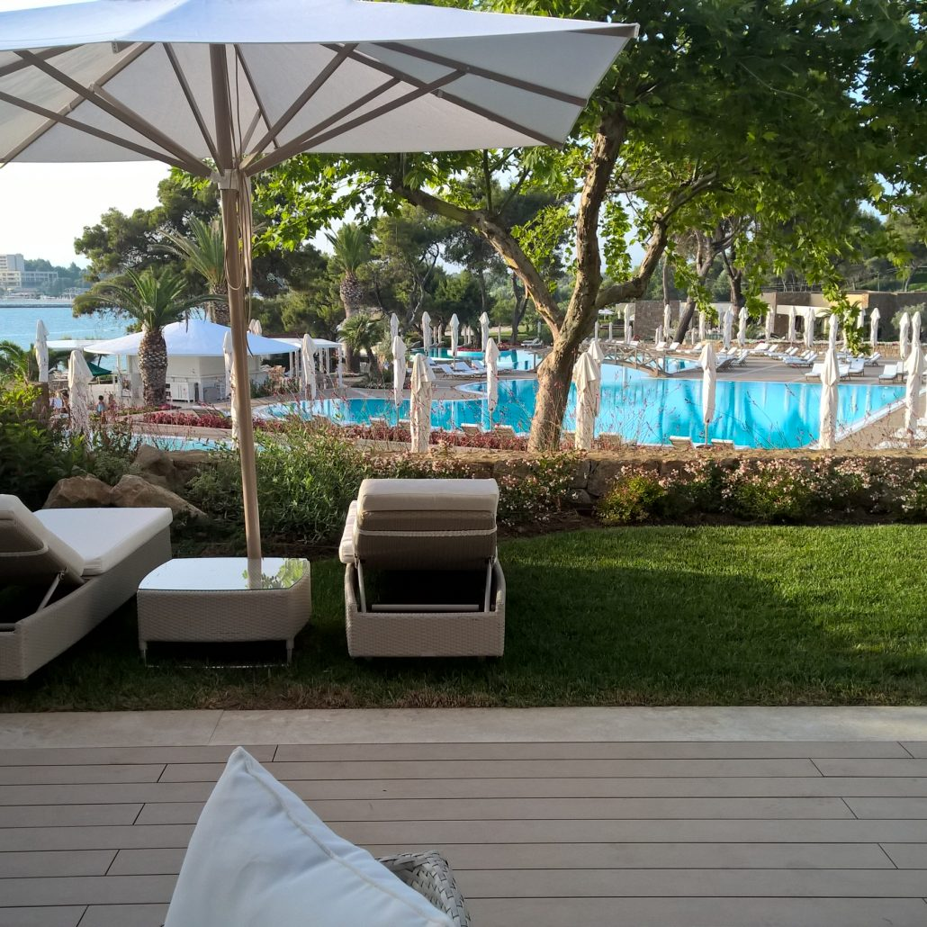 Sani Club Pool