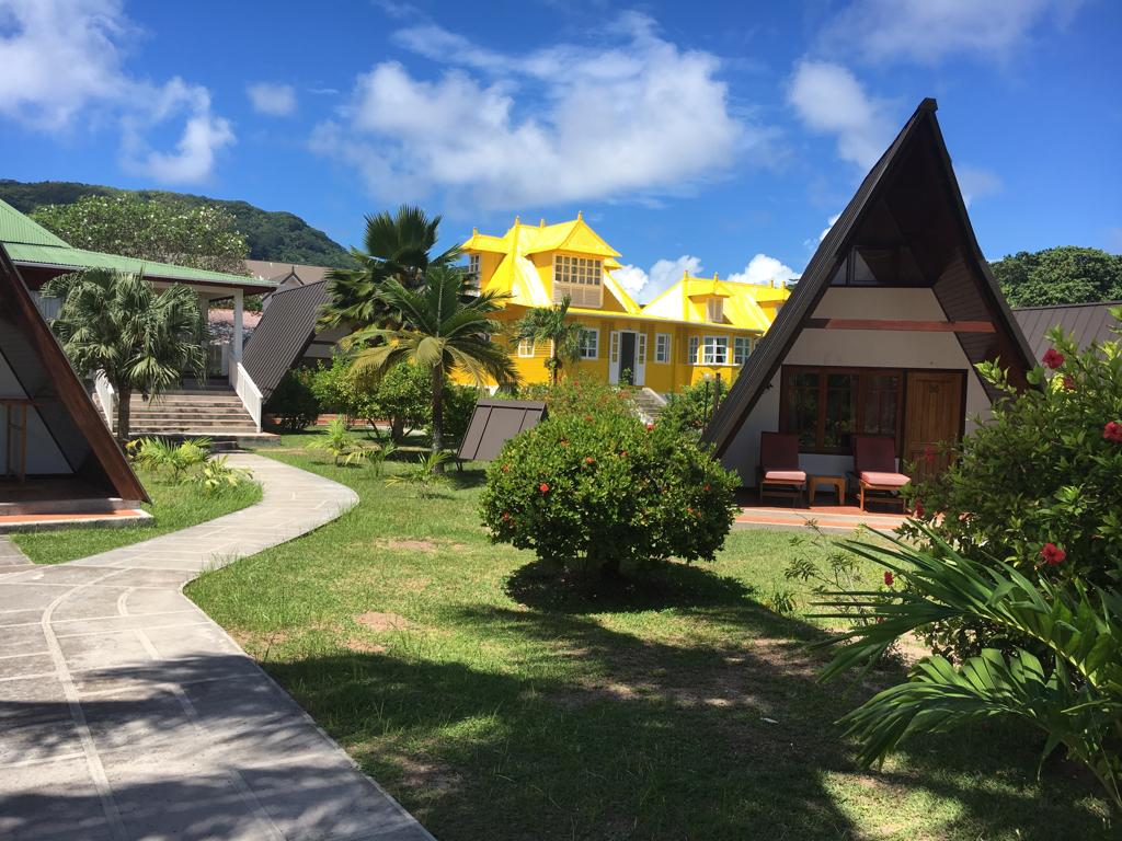 La Digue Island Resort